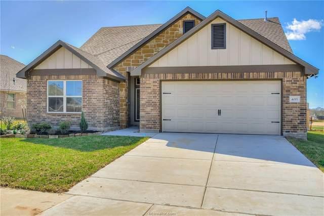 4015 Dunlap Loop, College Station, TX 77845 (MLS #20003482) :: BCS Dream Homes