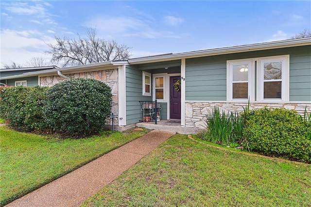 2800 Longmire Drive #52, College Station, TX 77845 (MLS #20003486) :: Chapman Properties Group