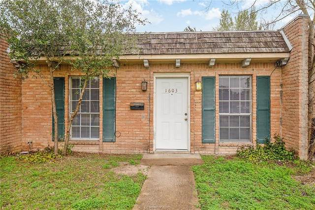 1603 Welsh, College Station, TX 77840 (MLS #20003491) :: Chapman Properties Group