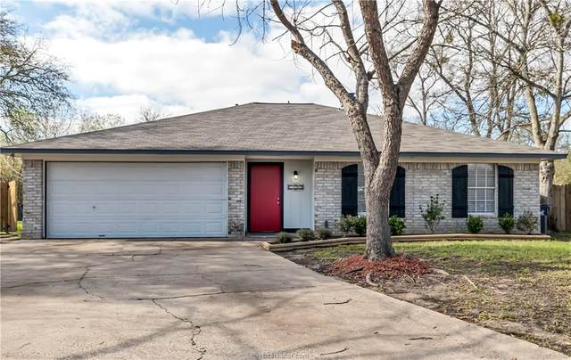 2703 Adrienne, College Station, TX 77845 (MLS #20003496) :: Cherry Ruffino Team