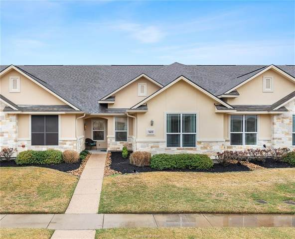 3805 Silverthorne Lane, College Station, TX 77845 (MLS #20003501) :: BCS Dream Homes