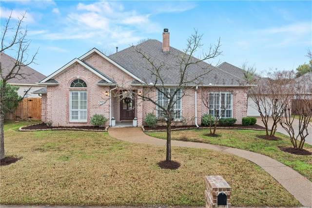 802 Holston Hills Drive, College Station, TX 77845 (MLS #20003510) :: BCS Dream Homes