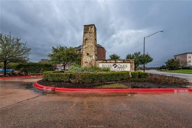 305 Holleman Drive #201, College Station, TX 77840 (MLS #20003521) :: The Lester Group