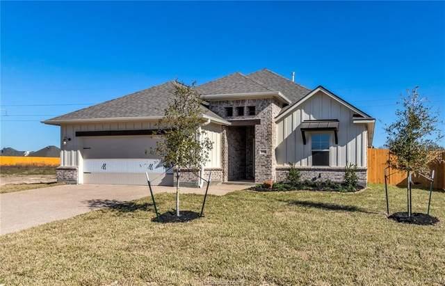 4205 Harding Court, Bryan, TX 77802 (MLS #20003526) :: RE/MAX 20/20