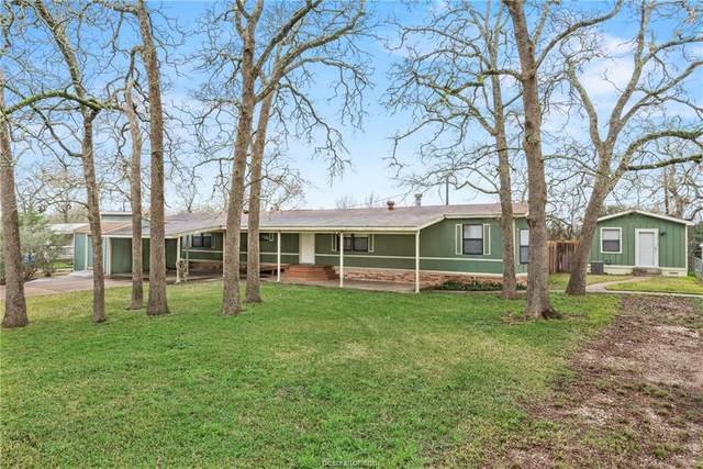 12111 Robin Drive, College Station, TX 77845 (MLS #20003530) :: NextHome Realty Solutions BCS
