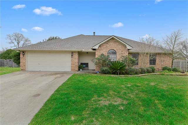 1802 Francis Circle, College Station, TX 77840 (MLS #20003539) :: BCS Dream Homes