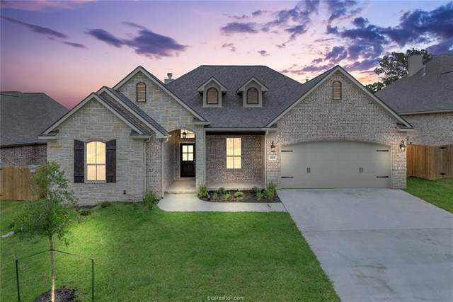 3325 Stonington Way, Bryan, TX 77808 (MLS #20003541) :: Treehouse Real Estate