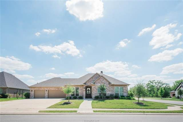 5200 Sage Valley Court, College Station, TX 77845 (MLS #20003543) :: The Shellenberger Team