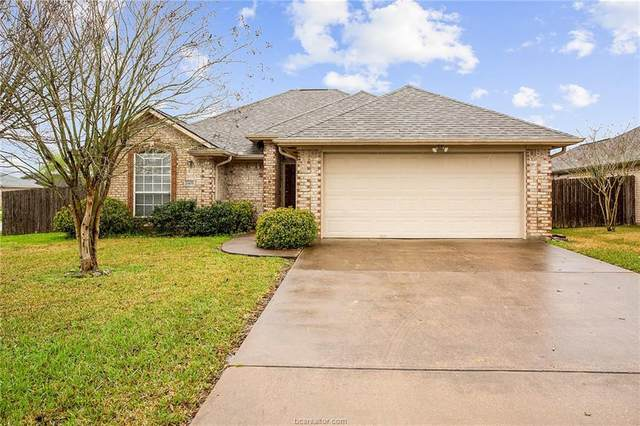 2408 Trace Meadows, College Station, TX 77845 (MLS #20003544) :: The Shellenberger Team