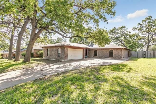1434 Magnolia Drive, College Station, TX 77840 (MLS #20003547) :: Cherry Ruffino Team