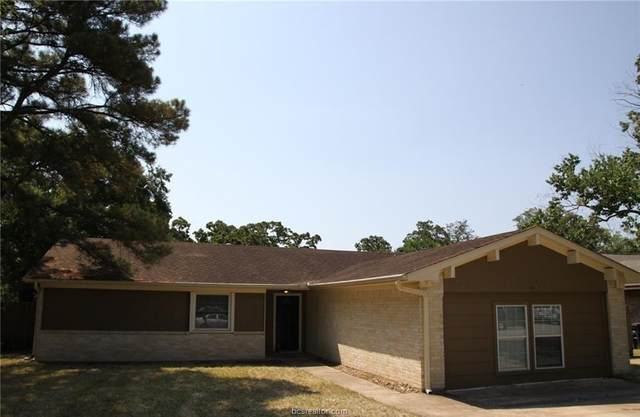 1604 Austin, College Station, TX 77845 (MLS #20003548) :: The Shellenberger Team