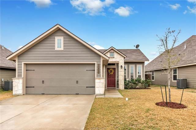 2133 Dumfries Drive, Bryan, TX 77807 (MLS #20003555) :: Chapman Properties Group
