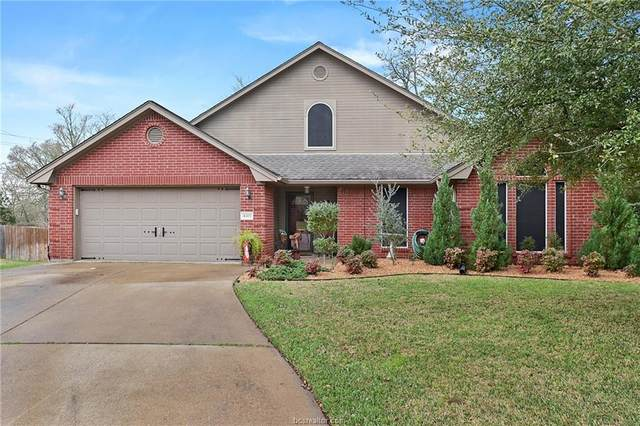 4202 Winchester Drive, Bryan, TX 77802 (MLS #20003574) :: BCS Dream Homes