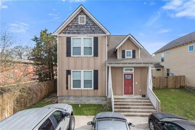 111,113,117,119 Fairway Drive, Bryan, TX 77801 (MLS #20003617) :: Treehouse Real Estate