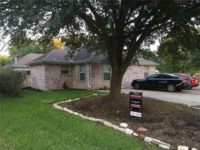 911 Welsh, College Station, TX 77840 (MLS #20003655) :: RE/MAX 20/20