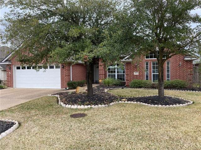 4421 Spring Branch Drive, College Station, TX 77845 (MLS #20003663) :: Treehouse Real Estate