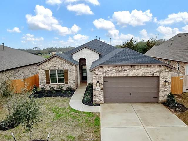 3902 Eskew Dr, College Station, TX 77845 (#20003676) :: First Texas Brokerage Company