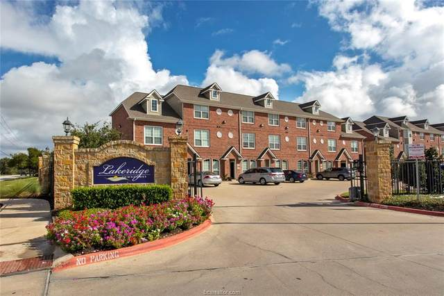 1198 Jones Butler Road #606, College Station, TX 77840 (MLS #20003702) :: Cherry Ruffino Team