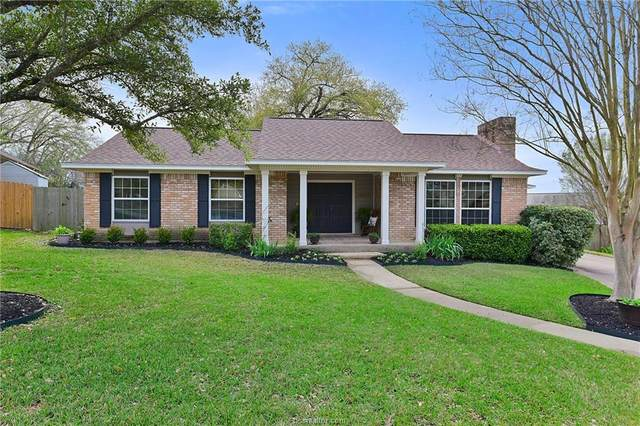 8600 Jade Court, College Station, TX 77845 (MLS #20003707) :: Chapman Properties Group