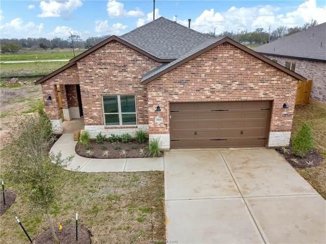 3906 Eskew Dr, College Station, TX 77845 (MLS #20003713) :: RE/MAX 20/20