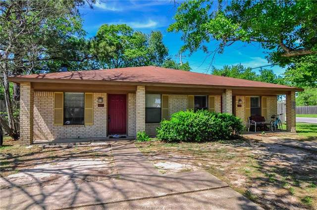 617 San Benito Court, College Station, TX 77845 (MLS #20003737) :: The Shellenberger Team