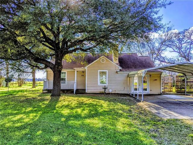 204 N Hearne Street, Franklin, TX 77856 (MLS #20003760) :: The Shellenberger Team