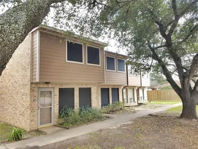 2807 Wildflower Drive #4, Bryan, TX 77802 (MLS #20003800) :: NextHome Realty Solutions BCS