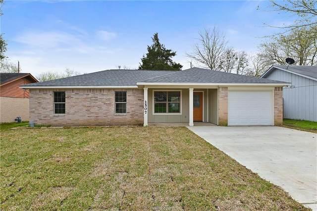 2507 Waterwood Lane, Bryan, TX 77803 (MLS #20003805) :: RE/MAX 20/20