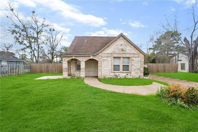 1525 Boone Street, Bryan, TX 77803 (MLS #20003807) :: The Lester Group
