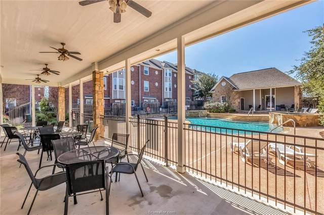 305 Holleman Drive #1401, College Station, TX 77840 (MLS #20003810) :: The Lester Group