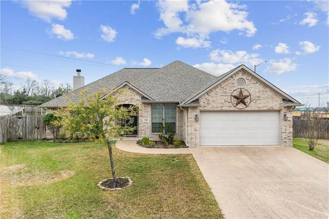 120 Roucourt Loop, College Station, TX 77845 (MLS #20003813) :: Chapman Properties Group