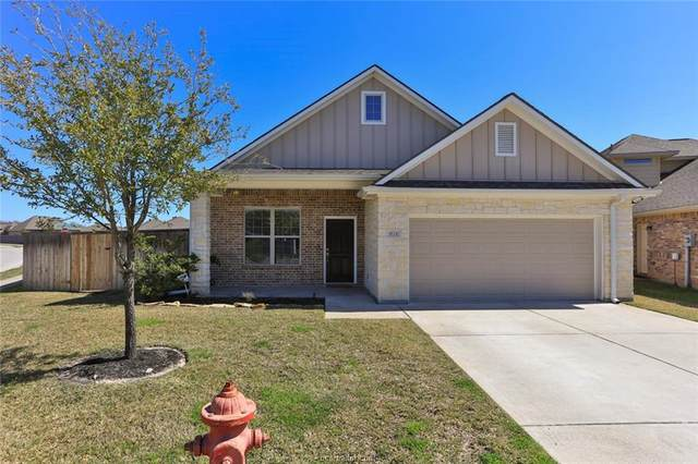 4124 Shallow Creek Loop, College Station, TX 77845 (MLS #20003840) :: Cherry Ruffino Team