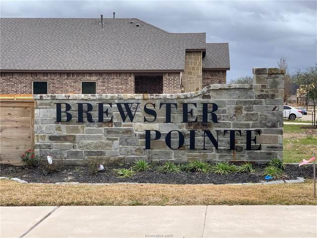 4024 Eskew Drive, College Station, TX 77845 (MLS #20003858) :: The Lester Group