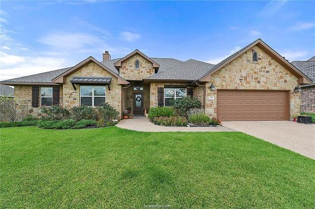 3345 Fiddlers Green, Bryan, TX 77808 (MLS #20003973) :: Treehouse Real Estate
