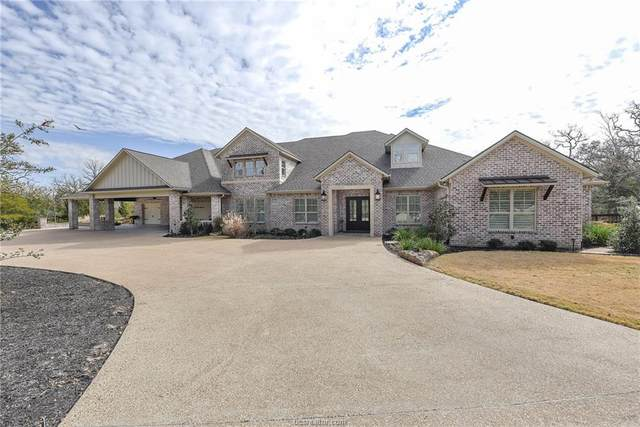 3622 Chaco Canyon Drive, College Station, TX 77845 (MLS #20004000) :: Treehouse Real Estate