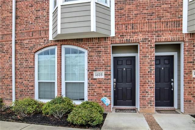 1198 Jones Butler Road #1603, College Station, TX 77840 (MLS #20004012) :: Treehouse Real Estate