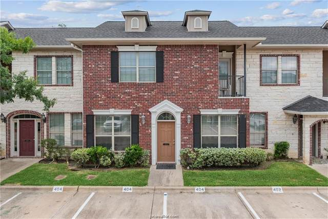 404 Forest Drive, College Station, TX 77840 (MLS #20004044) :: NextHome Realty Solutions BCS