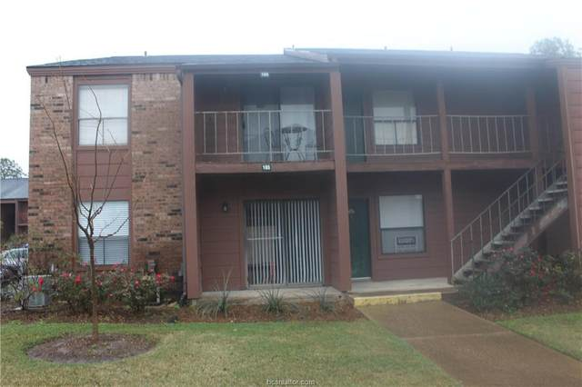 904 University Oaks #103, College Station, TX 77840 (MLS #20004103) :: Treehouse Real Estate