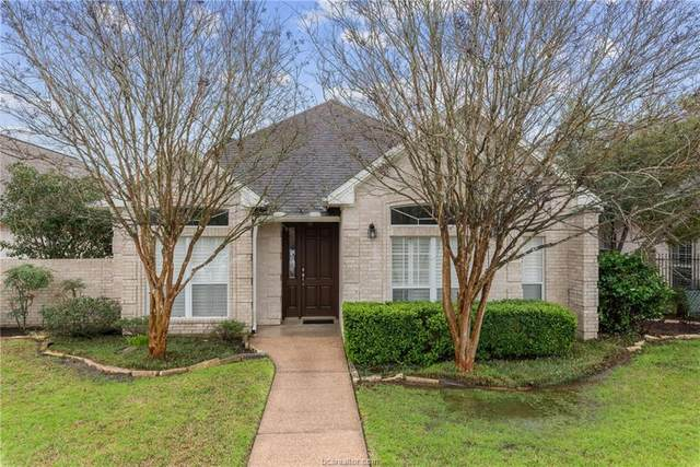 4922 Spearman Drive, College Station, TX 77845 (MLS #20004107) :: BCS Dream Homes