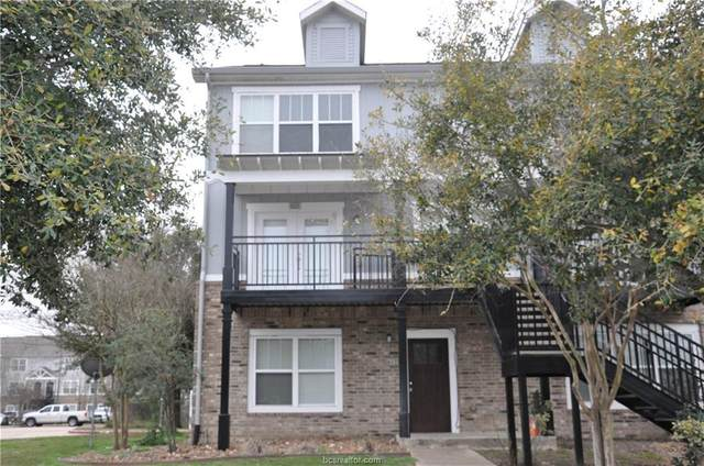 1725 Harvey Mitchell Parkway #621, College Station, TX 77840 (MLS #20004113) :: The Lester Group