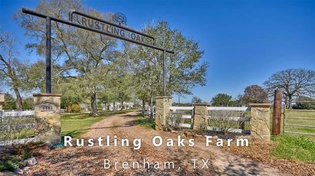 8303 Parkisons Lane, Brenham, TX 77833 (MLS #20004144) :: BCS Dream Homes