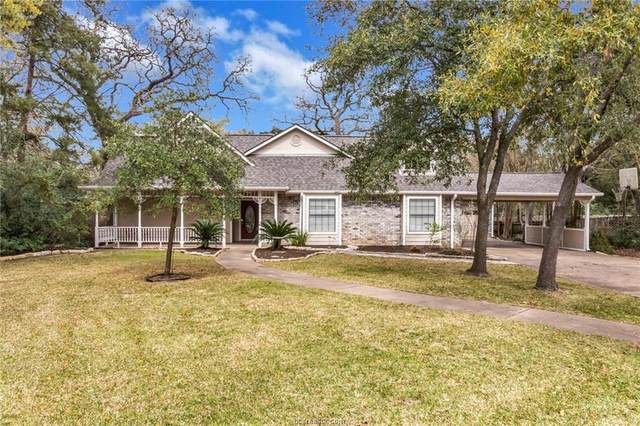 1105 Santa Rita Court, College Station, TX 77845 (MLS #20004152) :: Chapman Properties Group