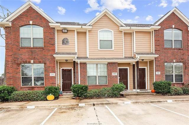 1000 Spring #1302, College Station, TX 77840 (MLS #20004174) :: Cherry Ruffino Team