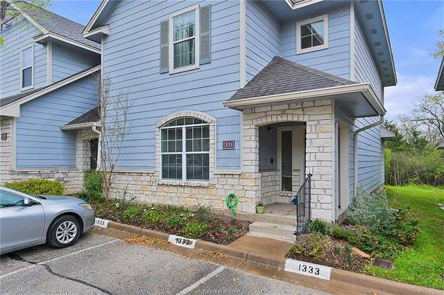1333 Canyon Creek, College Station, TX 77840 (MLS #20004193) :: The Lester Group
