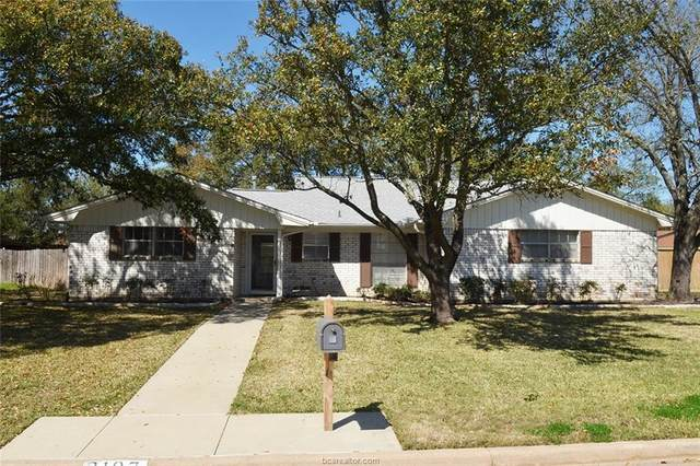 2107 Hillside, Bryan, TX 77802 (MLS #20004212) :: RE/MAX 20/20