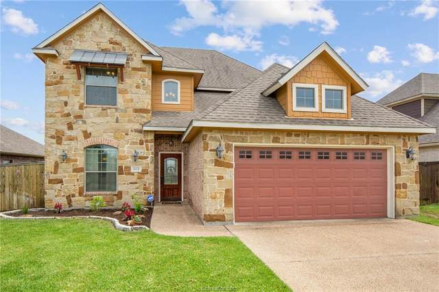 4113 Cripple Creek Court, College Station, TX 77845 (MLS #20004234) :: Cherry Ruffino Team