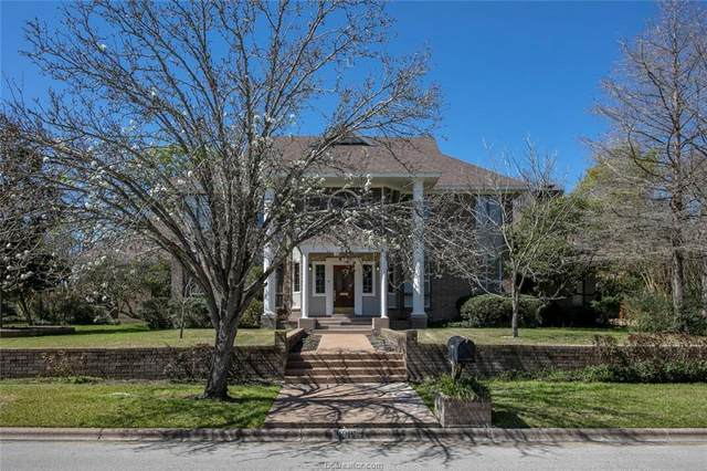 8606 Rosewood Drive, College Station, TX 77845 (MLS #20004367) :: Cherry Ruffino Team