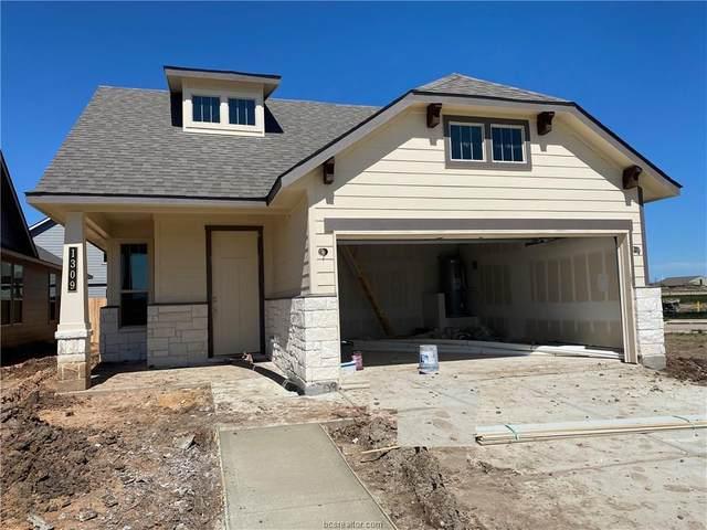 1309 Mcqueeny Drive, College Station, TX 77845 (MLS #20004397) :: Chapman Properties Group