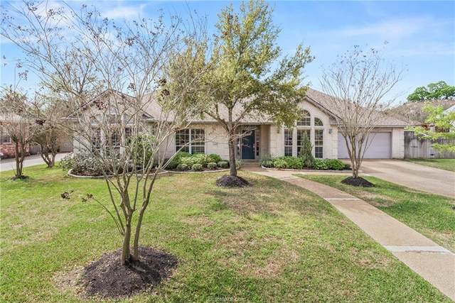 4602 Bogey Court, College Station, TX 77845 (MLS #20004449) :: The Lester Group