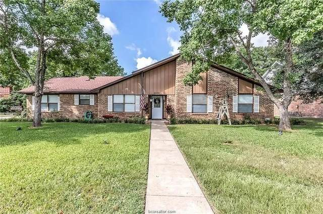 2602 Briar Oaks Drive, Bryan, TX 77802 (MLS #20004515) :: RE/MAX 20/20